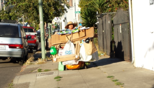 Wide Load, East Oakland, CA