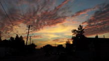 Sunset in Da Hood, East Oakland, CA
